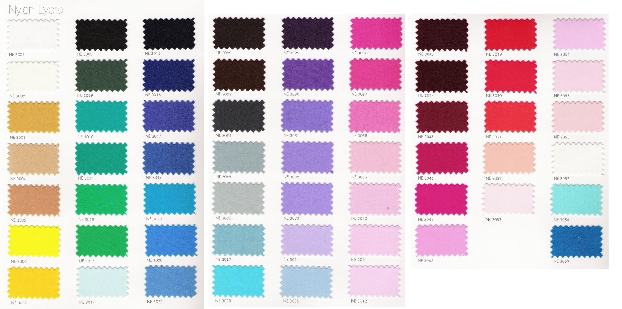 Mike Claire Textiles - Chlorine Resistant Rash Vests